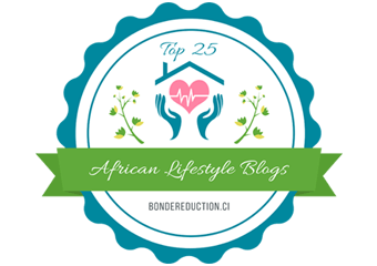 Banners for Top 25 African Lifestyle Blogs