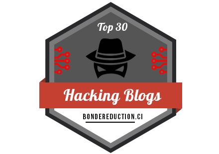 Banners For Top 30 Hack Blogs