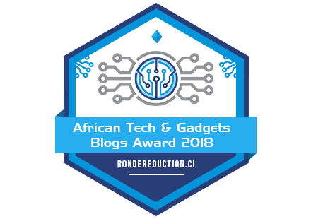 Banners for  African Tech & Gadgets Blogs Award 2018