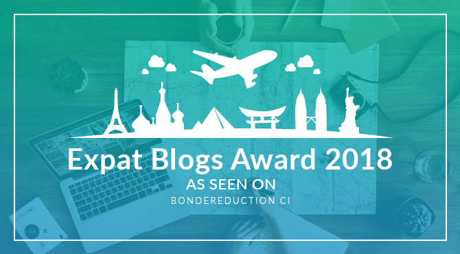 Spain blogger Banners for Expat Blogs Award 2018