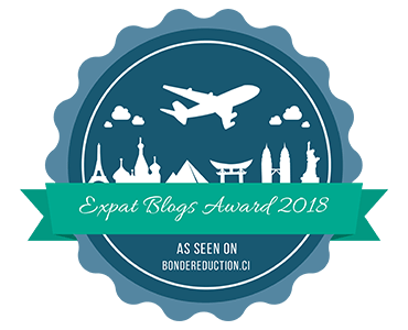 Banners for Expat Blogs Award 2018