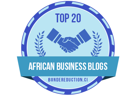 Banners for Top 20 African Business Blogs