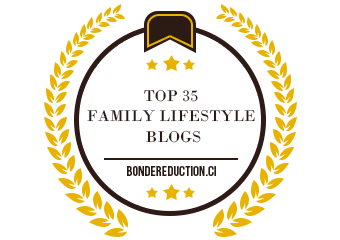 Banners for Top 35 Family Lifestyle Blogs