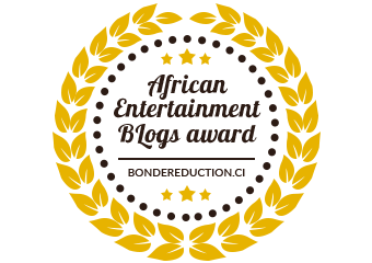 Banners for African Entertainment Blogs Award