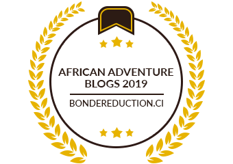 Banners for African Adventure blogs 2019