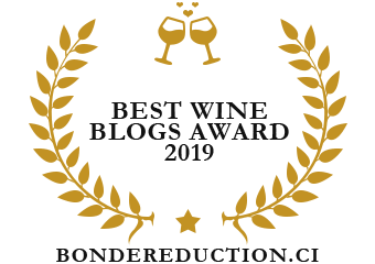 Banners for Best Wine Blogs Award 2019